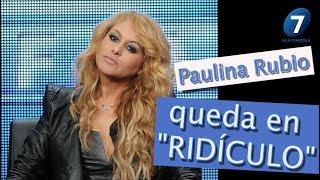 Paulina Rubio MIENTE y queda en RIDÍCULO / ¡Suéltalo Aquí! Con Angélica Palacios