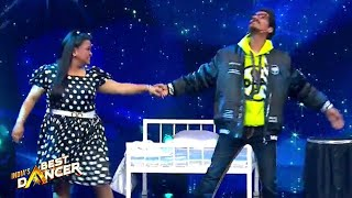 Bharti Singh Haarsh Limbachiyaa Dance Performance On India's Best Dancer Stage