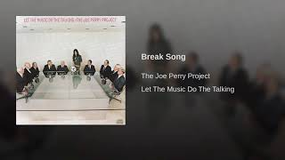 JOE PERRY PROJECT - Break Song (1980)