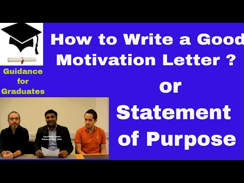 mp4 Motivation Letter Sample For Phd, download Motivation Letter Sample For Phd video klip Motivation Letter Sample For Phd