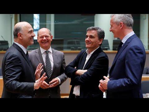 Αισιοδοξία για τη συμφωνία σε σχέση με το ελληνικό χρέος…