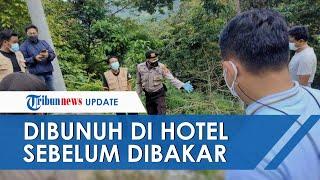Jasad yang Ditemukan Hangus di Maros Dibunuh di Hotel sebelum Dibakar, Ibu Korban: Sungguh Tega