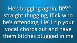50 Cent - My Life feat- Eminem, Adam Levine (LYRICS)
