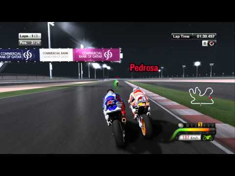 Gameplay de MotoGP 13