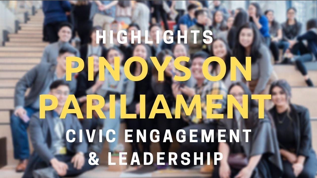 Pinoys On Parliament | TFCU Highlights