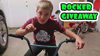 ROCKER BMX GIVEAWAY!