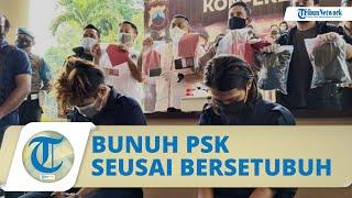 Pria di Semarang Bunuh PSK Pakai Kabel Charger Seusai Bersetubuh, Berawal Kenalan di Medsos
