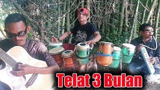 Telat 3 Bulan Jamrud - Cover Bogrex irama