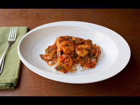 Shrimp Fra Diavolo – Another Delicious 1080p Test!