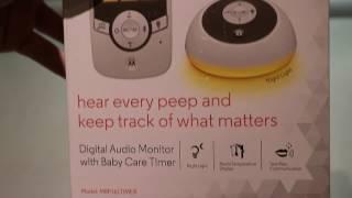 Review, recenzia Motorola MBP 161