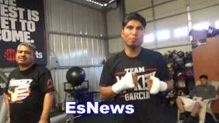 Pita Bets Mikey and Robert Garcia Over GGG vs Jacobs Fight EsNews Boxing