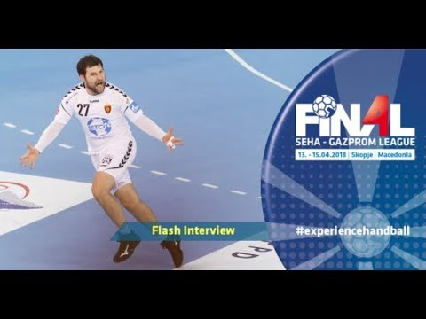 Final 4: Flash interview (Vardar vs PPD Zagreb)