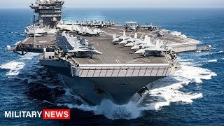 20 Largest Aircraft Carriers in the World