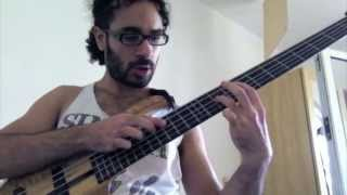 Lior Ozeri - (Bass) Solo Entry For The Toontrack 2013 Contest Erised By Periphery)