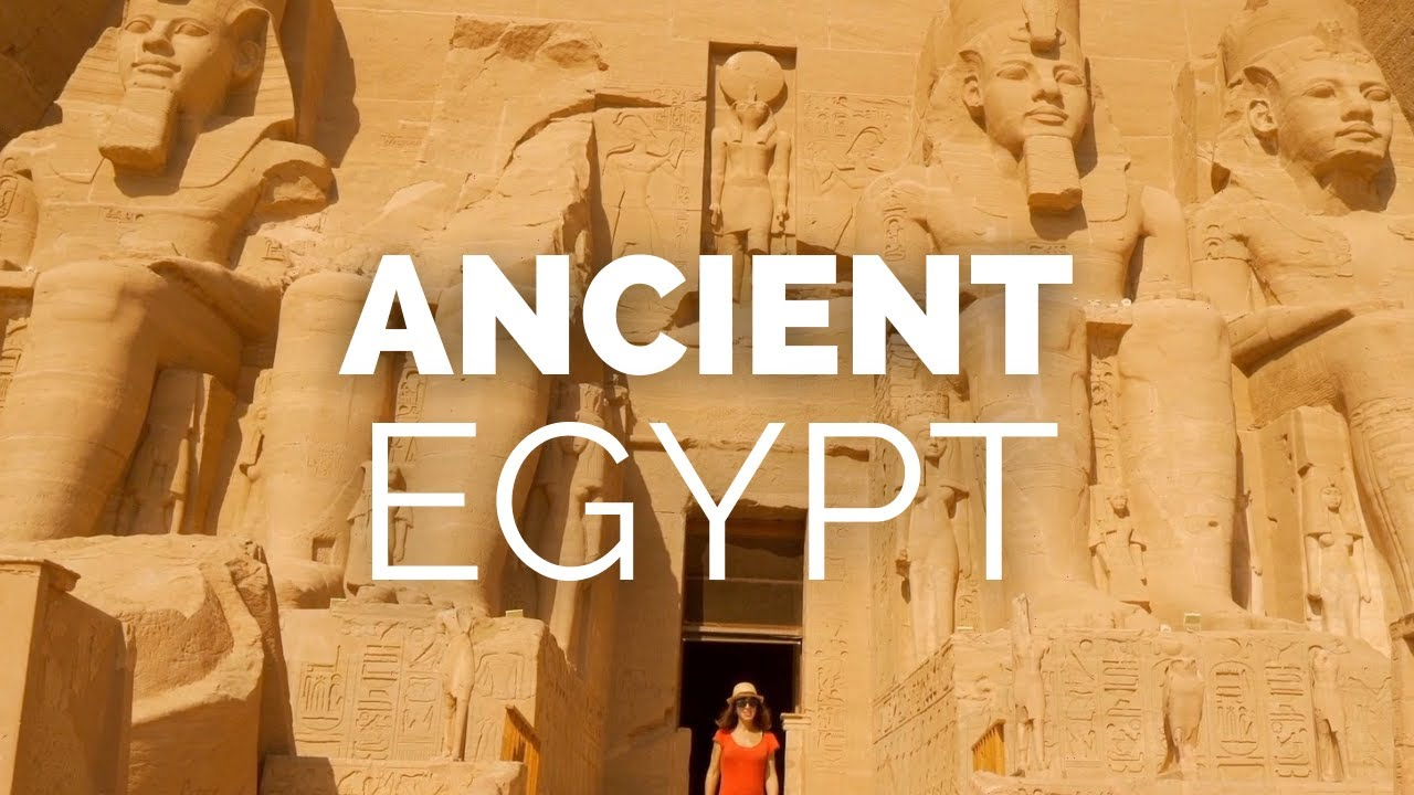 10 Most Impressive Monuments of Ancient Egypt - Travel Video