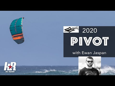2020 Naish Pivot review with Ewan Jaspan