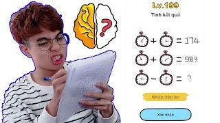 Brain Out Lv 202 Phần 11   Cô Giáo Không Phải Là Người Thông Minh Nhất