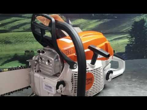 The chainsaw guy shop talk Stihl MS 362 Chainsaw upgrade