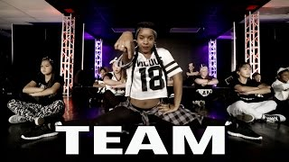 """TEAM"" - Iggy Azalea Dance Video 