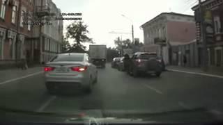 Разборка на дороге Оренбург