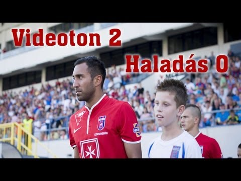 Videoton FC 2 - 0 Haladás - Hungary - NB I (HD) Highlights 28/07/13