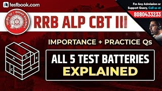 Crack RRB ALP CBT 3 : Psycho Aptitude Test & Expected Questions for RRB ALP Stage 3 Exam Pattern