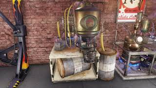 Fallout 76 Morgantown Station CAMP Update 3