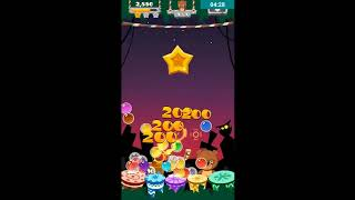 Bubble Shooter Gameplay on Android