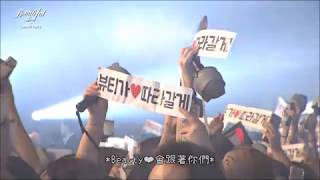 [LIVE中字] Beast - Oasis in 2016 Beautiful Show