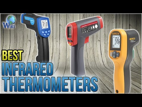 Infrared Thermometers in Delhi, इन्फ्रारेड