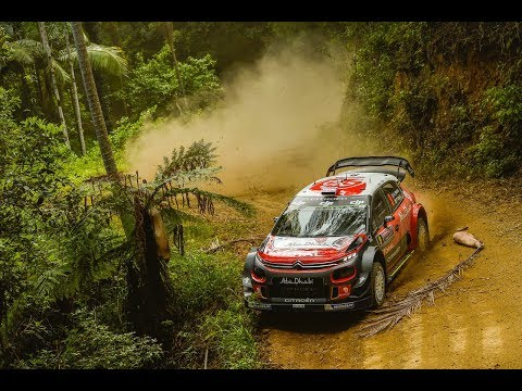 3 reasons to follow Rally Australia with Citroën Racing