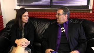 Greg's Big Black Couch with Mary Lynn Rajskub