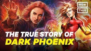 Dark Phoenix: The True Story   NowThis Nerd
