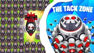 Bloons TD 6 - TIER 5 Tack Shooter (Inferno Ring OP Fire Tower) | JeromeASF