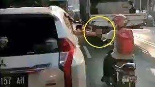 Pengemudi Pajero Todongkan Pistol ke Pengendara Motor di Kleco Solo, Berawal dari Masalah Sepele