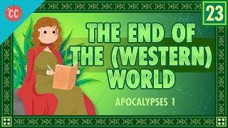 The Apocalyspe: Crash Course World Mythology #23...