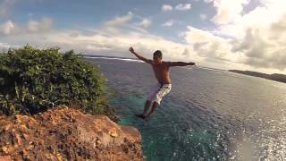 preview picture of video 'Jumping Turtle Cove, Guam'