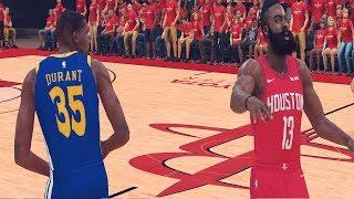 f19a4d8f1f8 NBA 2K19 PC ESPN Mod │Semis│Rockets vs Warriors 4K Gameplay W download