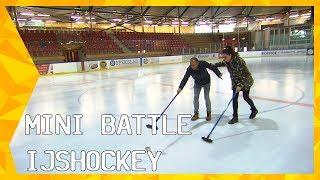 Mini battle IJshockey | ZAPPSPORT