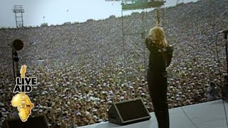 Tom Petty & The Heartbreakers - American Girl (Live Aid 1985)