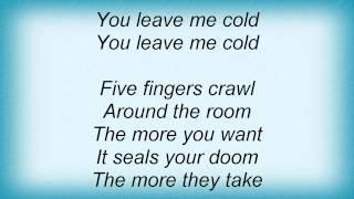 Danzig - Five Finger Crawl Lyrics
