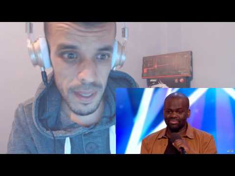 REACTION: Daliso Chaponda gives Amanda the golden giggles | Britain's Got Talent 2017
