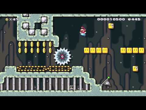 "Download Super Mario Maker (WiiU) - ""Tank, Healer, and Damage Dealer"" by Jerbits HD Mp4 3GP Video and MP3"