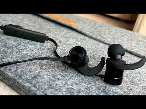Empfehlung! In Ear Bluetooth Kopfhörer für UNTER 50€ TaoTronics TT BH027 // Review & Test // Deutsch
