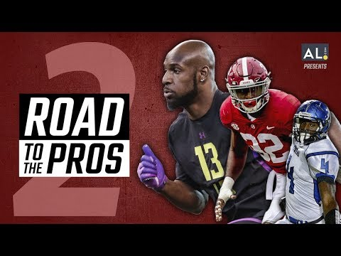 Rashaan Evans: Road to the Pros | Part Two