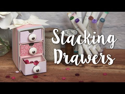 Mini Drawers Perfect for Organization! DIY Storage Ideas