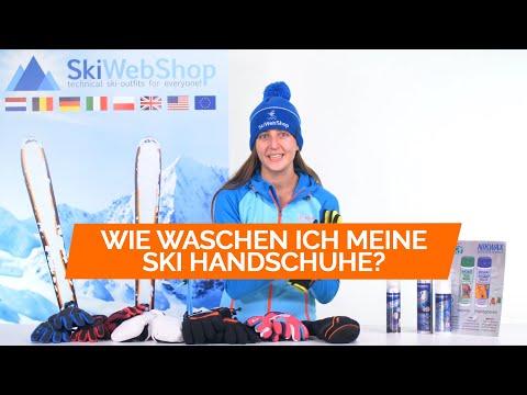 Wie waschen ich meine ski handschuhe? - SkiWebShop