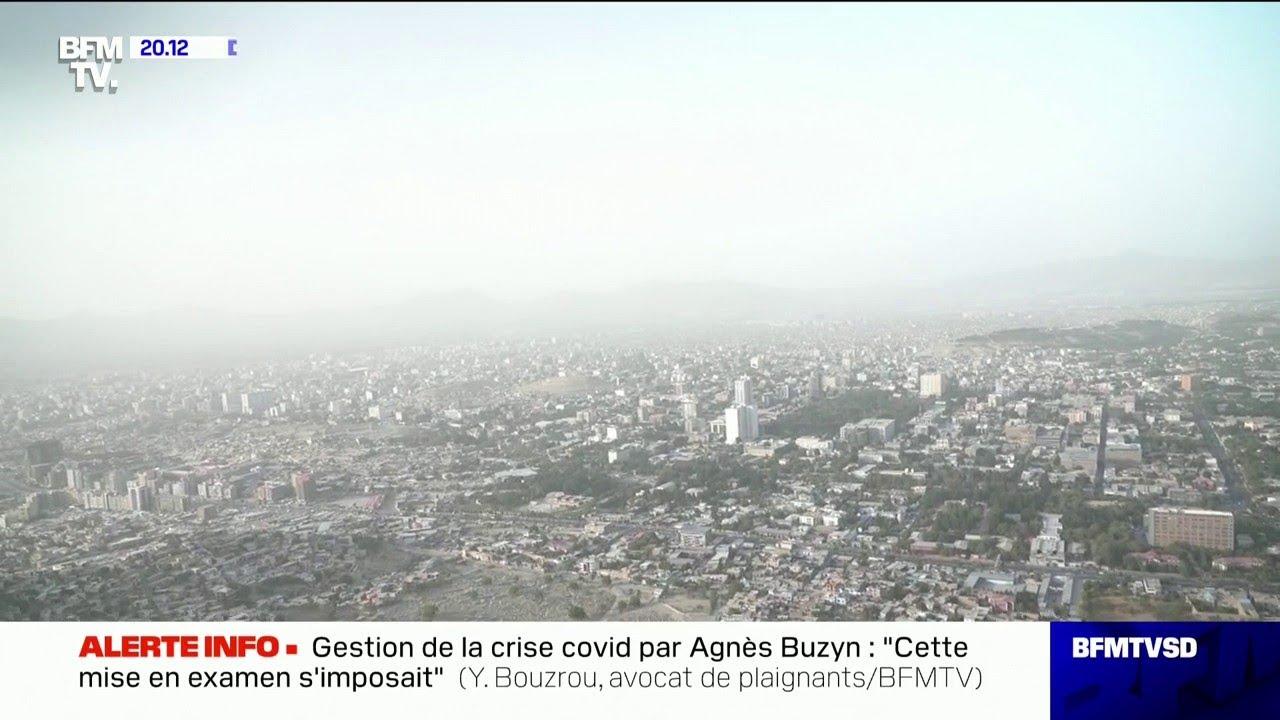 L'équipe de BFMTV au cœur de Kaboul en Afghanistan, pays aux mains des talibans