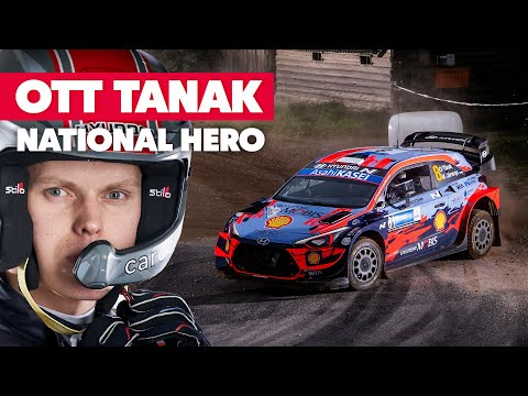 Rally Estonia: How Ott Tänak Became a National Superstar | WRC 2021