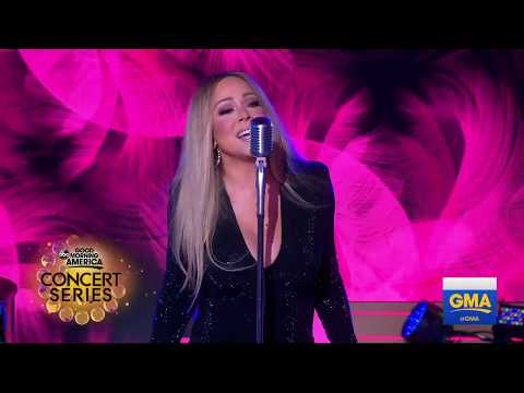 Mariah Carey - With You (Live on Good Morning America)